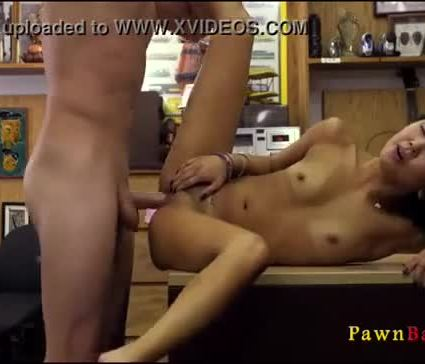 Reality PawnShop Sex With Steamy Bitch